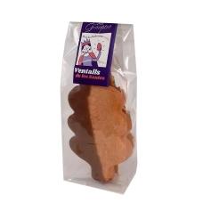 Abanicos de las Santas con chocolate -bolsa
