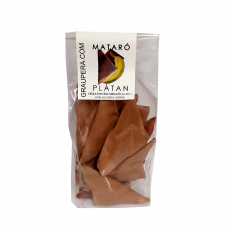 Neula farcida de xocolata i plàtan bossa