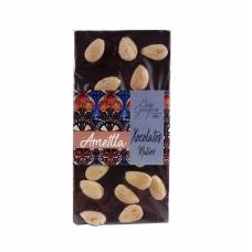 Xocolata negra i ametlles