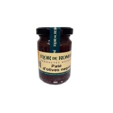 Paté d'olives negres - Flor de Romaní