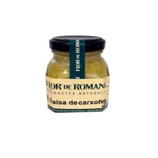 Salsa de carxofes - Flor de Romaní