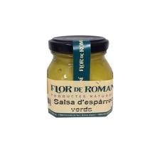 Salsa d'espàrrecs verds - Flor de Romaní