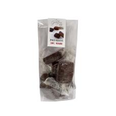 Polvorons de xocolata negra bossa