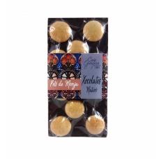 Xocolata negra i pets de monja