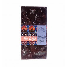 Xocolata negra 53% i Flor de sal