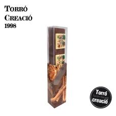 Turrón 1998 - Barquillo - Chocolate con leche
