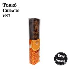 Turrón 2007 - Crujiente Naranja pequeño
