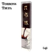 Turrón trufa - Café grande