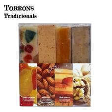 4 Torrons Tradicionals