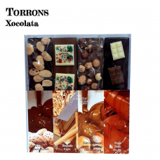4 Torrons de Xocolata